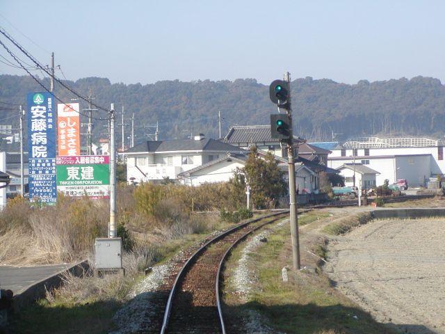 通過信号機: 【鉄路ノ別景】
